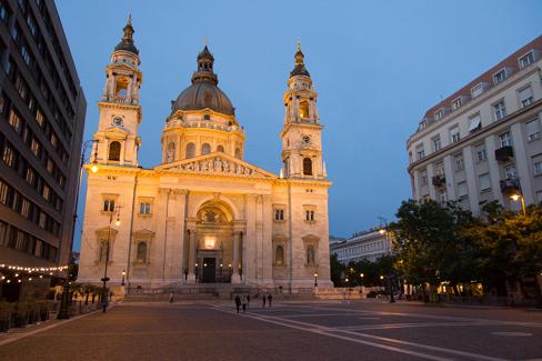 Boedapest city bezoeken
