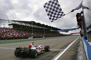 GP Hongarije Formule 1 reizen Hungaroring