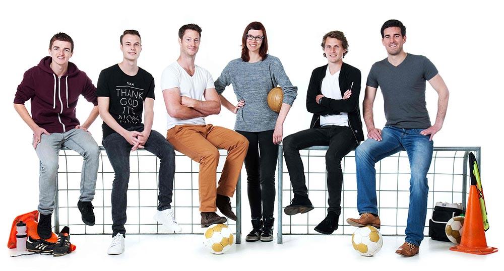 Het team van Sportreizen.com