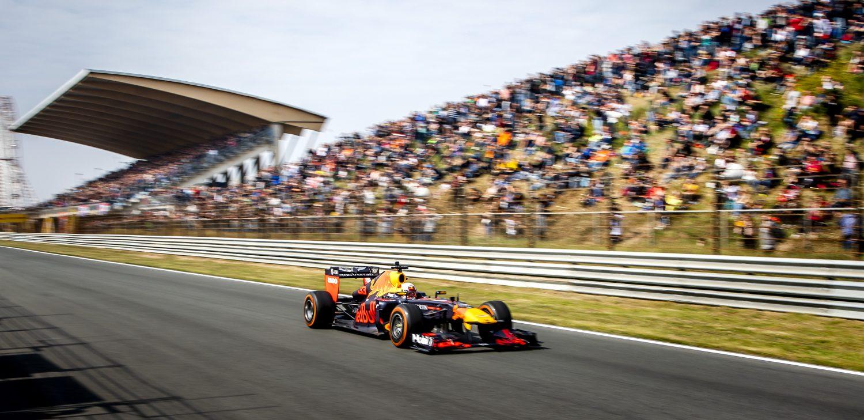 Pakketreis GP Zandvoort 2021