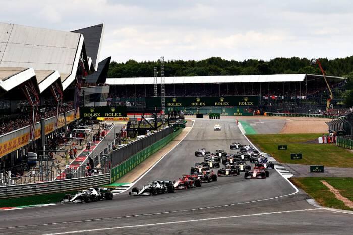 GP Engeland - Silverstone