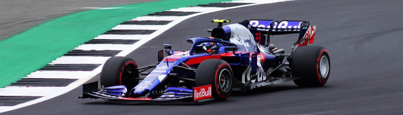 f1 races
