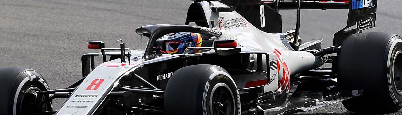 Nieuwe coureurs F1