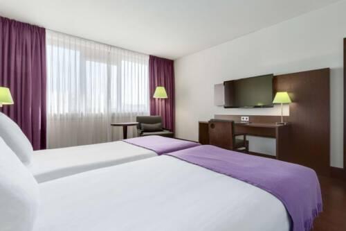 NH Maastricht Hotel kamer