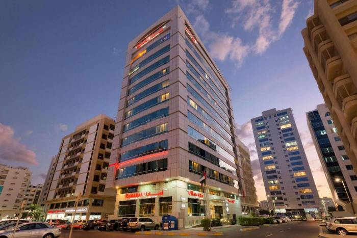 Hotel Ramada ABU DHABI Corniche